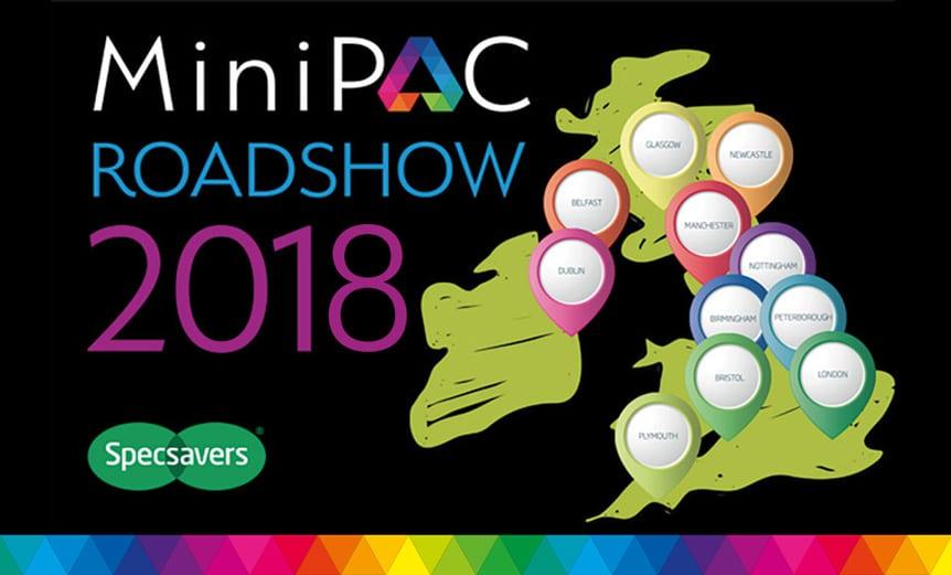 2018 CET events MiniPAC