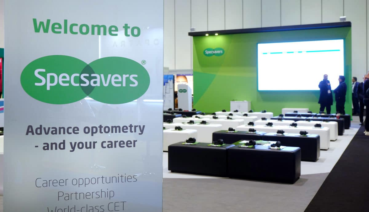 Time to advance optometry – in London's ExCeL centre